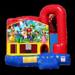 Mario Modular Backyard 4n1 Combo