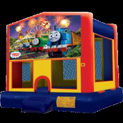 Thomas the Train Modular Bounce House