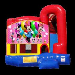 Minnie Mouse Modular Backyard 4n1 Combo