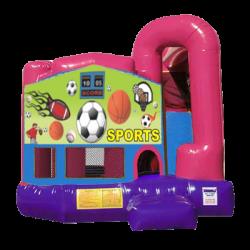 Sports Dream Modular Backyard 4n1 Combo