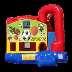 Sports Modular Backyard 4n1 Combo