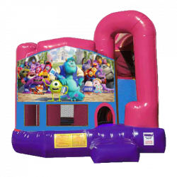 Monsters Inc. Dream Modular Backyard 4n1 Combo