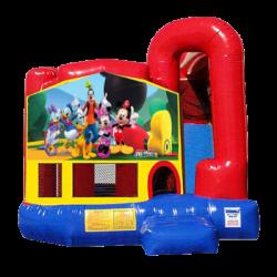 Mickey Mouse Clubhouse Modular Backyard 4n1 Combo