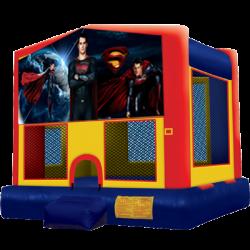 Superman Modular Bounce House