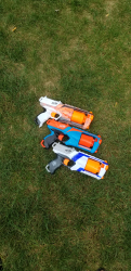 Nerf Wars for 10 players