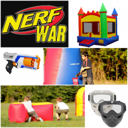 Nerf and Bounce