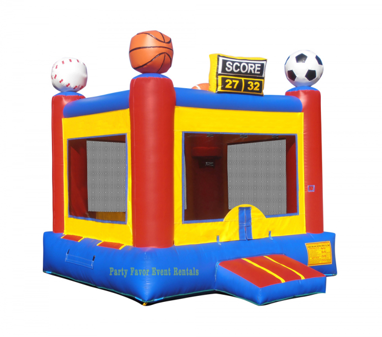 bounce house rentals Akron, OH