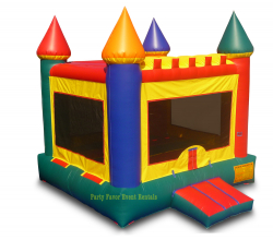 Classic Bounce House Castle