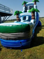 Rapid Waters 15' Water Slide