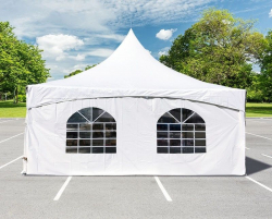 Tent Sidewall Window 20' section