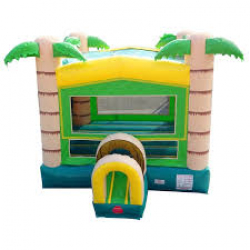 Tropical Modular Bounce House