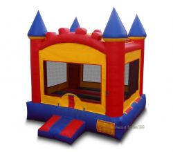 Castle Bounce House II 15x15x15