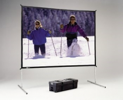 Projector screen Da-lite 6'x8'