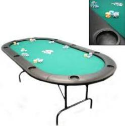 Texas Hold'em Table