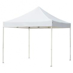 10' x 10' White Canopy