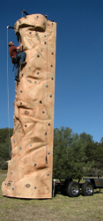 Climbing Wall 26'