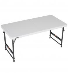 4' Folding Table -White