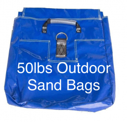 Sand Bags 50lb Outdoor