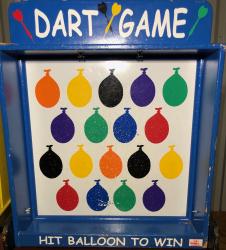 Dart Game Magnetic