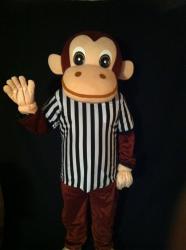 Bongo the Monkey Costume