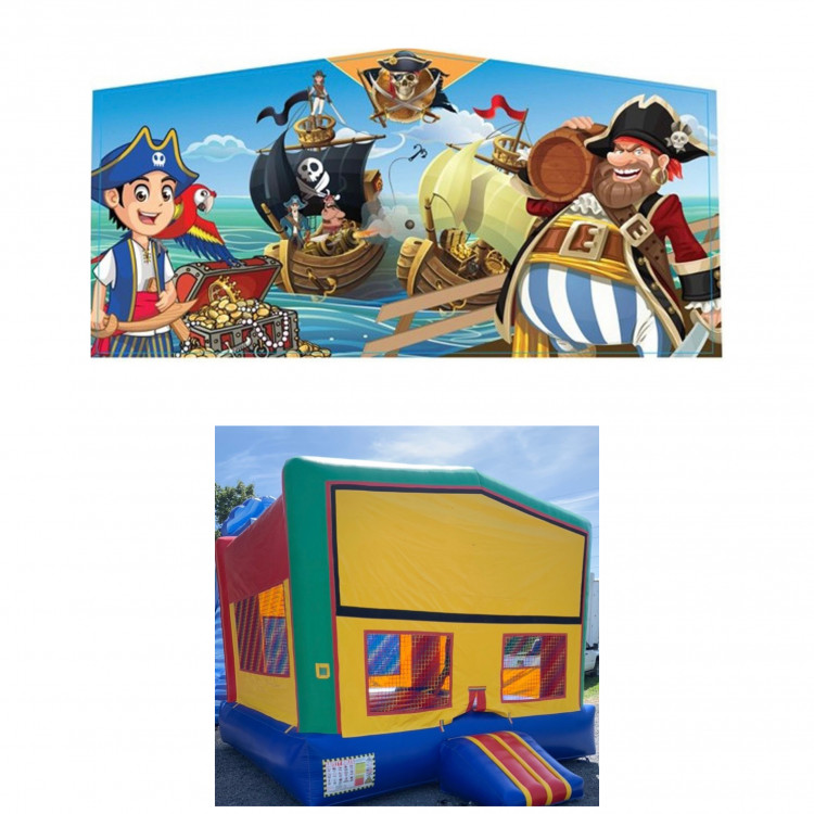 Pirates Theme Modular Bounce