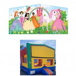 Princess Theme Modular Bounce