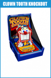 Carnival Clown Tooth Knockout Case Game 1619105417 Clown Tooth Knockout (case game)