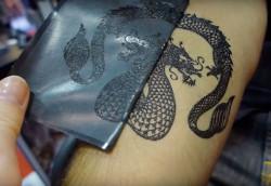 Real Matte Tattoos