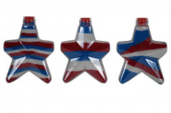 Patriotic Star Sand Art Kit 1611073060 Sand Art