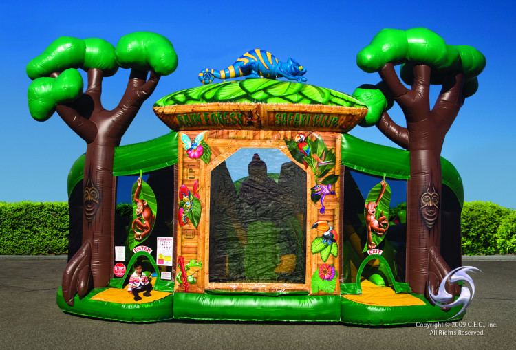 bounce house rentals Durham, NC