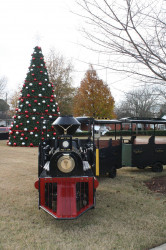 Trackless Train around Christmas Tree 1610394029 Train Trackless Extreme