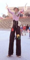 sky scarecrow orig 1610999816 Stilt Walker