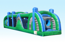 Toxic Obstacle Course