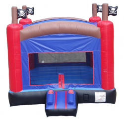 Pirate Bouncehouse