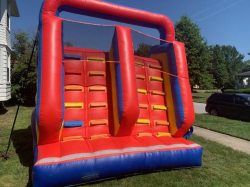 15ft Rockwall Climb Rental