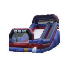 15ft Dry Slide Rental