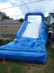 15ft Waterslide With Pool Rental