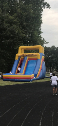 25ft Dry Slide Screamer Rental