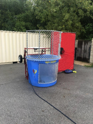 450 Gallon Dunk Tank Rental