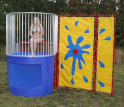 500 Gallon Dunk Tank Rental