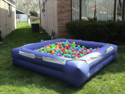 Baby Ball Pit Rental