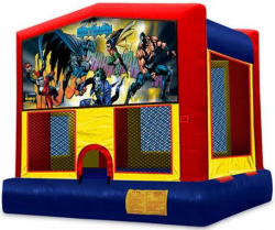 Batman Moonbounce Rental