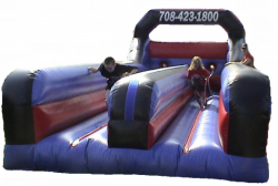 Bungee Run Inflatable Rental