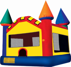 Castle Moonbounce Rental