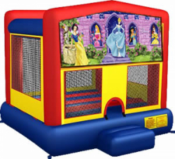 Disney Princess Jumpie Rental