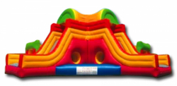 Kiddie Slide Corner Combo Rental