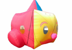 Mini Balloon Typhoon Inflatable Rental