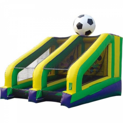PK Kicker Shootout - Inflatable Soccer Game Rental