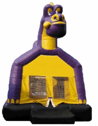 Purple Dragon Bounce House Rental