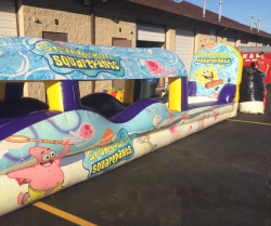 Slip n Slide Spongebob Squarepants One Lane Rental